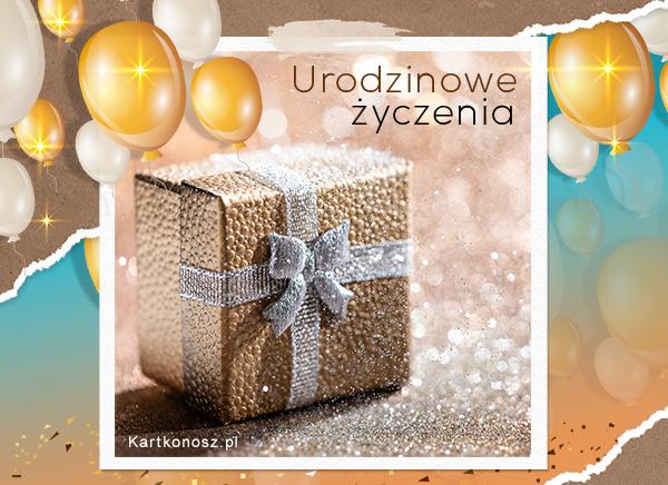 Urodzinowa kartka