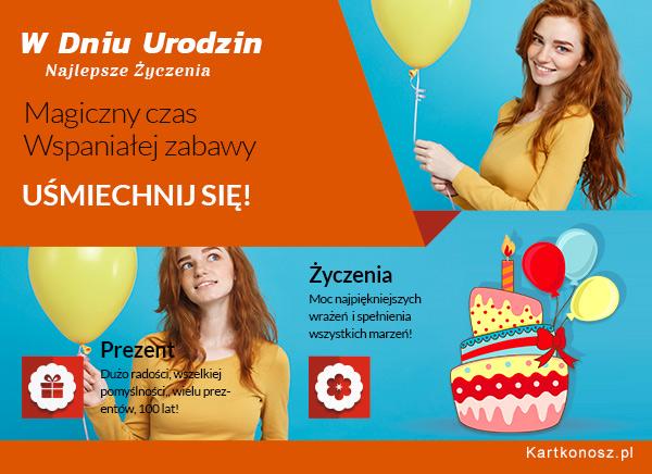 Z okazji Dnia Urodzin