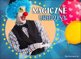 Magiczne urodziny!