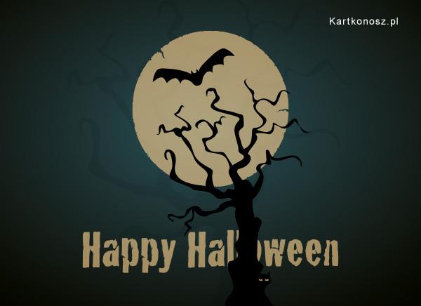 Ciemności w Halloween