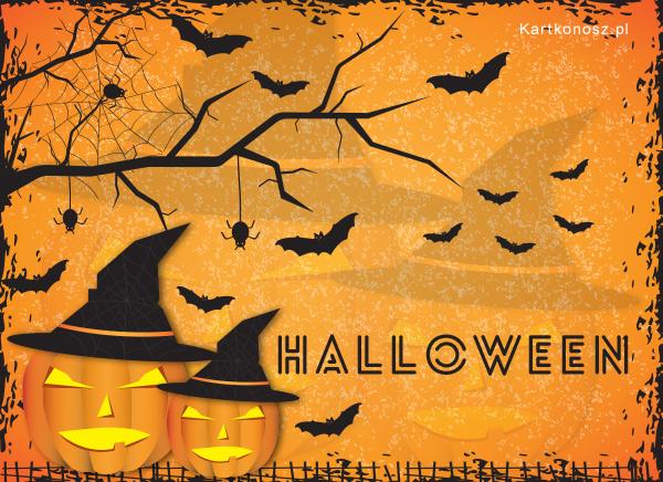 e-Kartka na Halloween