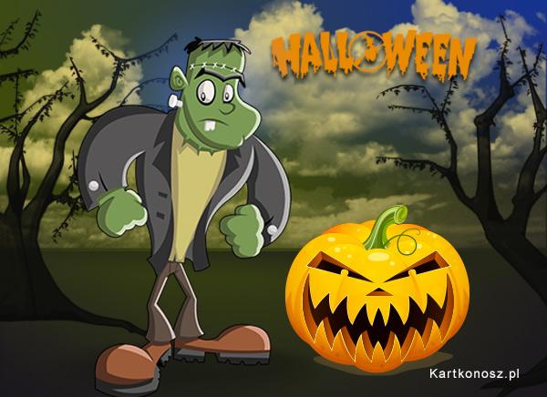 Pozdrowienia z Halloween