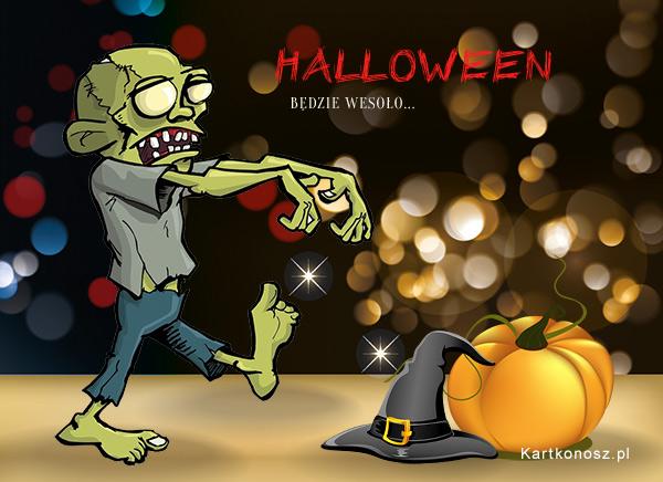 Zabawa z Zombie
