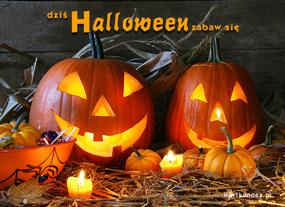eKartki Halloween Dziś Halloween,