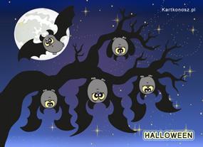 eKartki Halloween Gacki,