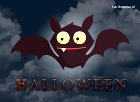 eKartki Halloween Kartka z Gackiem,