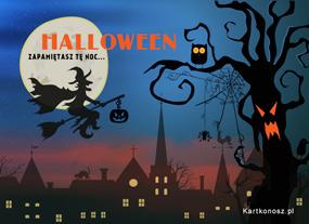 e Kartki  z tagiem: Halloween e-kartki Magiczne Halloween,