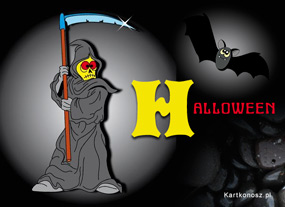 eKartki Halloween Mroczne Halloween,