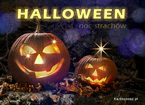 eKartki Halloween Noc strachów,