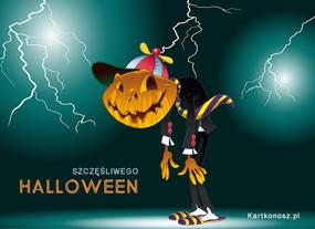 eKartki Halloween Szczęśliwego Halloween,