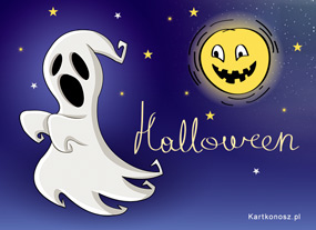eKartki Halloween Zabawne Halloween,