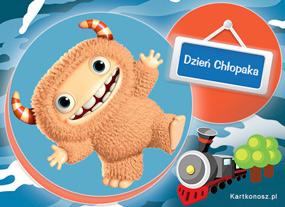 eKartki Z okazji Dnia Kartka dla chłopca,