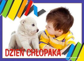 eKartki Z okazji Dnia Milutkiego Dnia Chłopaka,