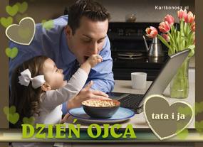 eKartki Z okazji Dnia Dzień Ojca,