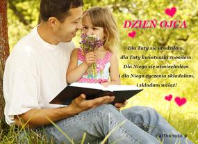 Kwiatuszki na Dzień Ojca