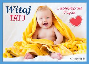 eKartki Z okazji Dnia Witaj Tato,