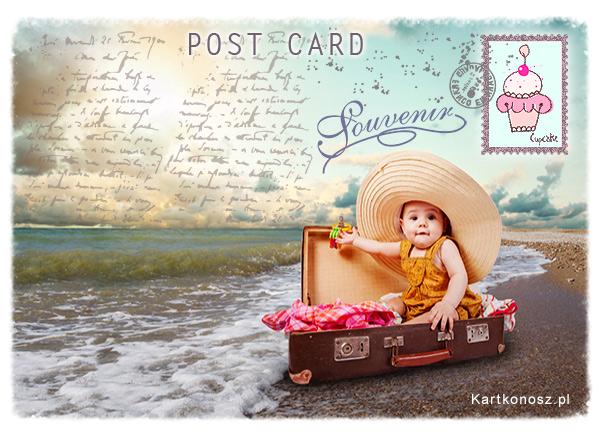 Post Card dla Babci