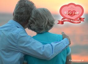 eKartki Z okazji Dnia 100 lat Babci i Dziadka,