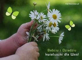 eKartki Z okazji Dnia Kwiatuszki dla Was,