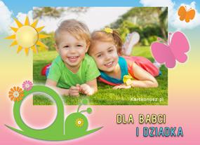 eKartki Z okazji Dnia Laurka dla Babci i Dziadka,
