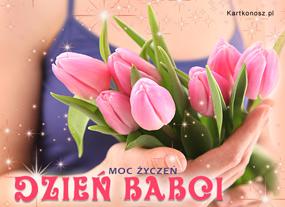 Tulipany dla Babci