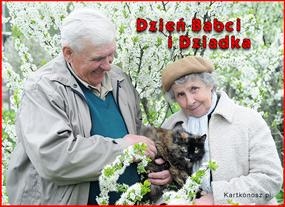 eKartki Z okazji Dnia Dzień Babci i Dziadka,