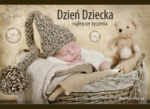Życzenia dla dziecka