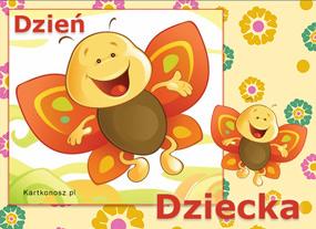 eKartki Z okazji Dnia Motylki dla Ciebie,