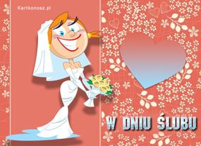 e Kartki  z tagiem: Ślub kartki darmowe Dzień Ślubu,