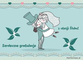 eKartki Z okazji Dnia Serdeczne gratulacje,