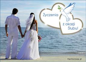 eKartki Z okazji Dnia Życzenia z okazji Ślubu,