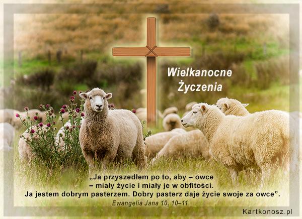 Boże wielkanocne owieczki