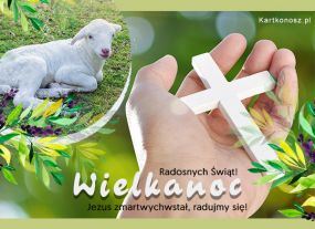 Radosna Wielkanoc