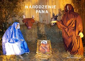 eKartki Religijne Narodzenie Pana,