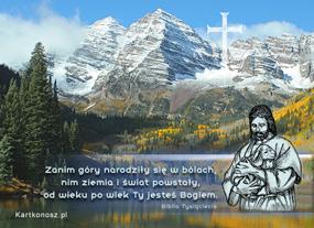 eKartki Religijne Pan i Władca,