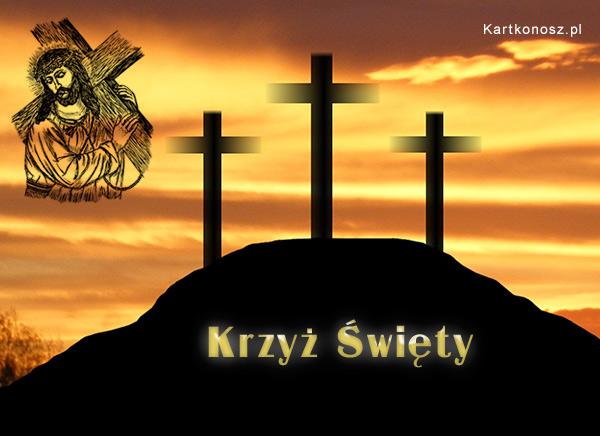 Krzyż Święty