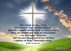 eKartki Religijne Błogosławieństwo od Pana,