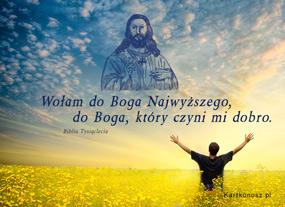Bóg czyni dobro