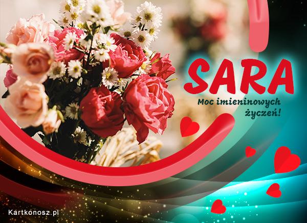 Magiczne życzenia dla Sary