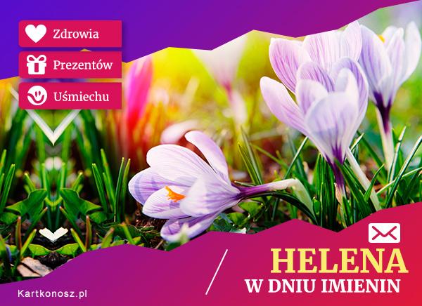 Tęczowe imieniny Heleny