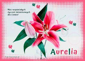 Dzień Imienin Aurelii