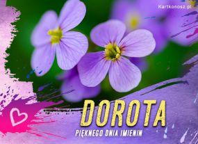 Imieniny Doroty