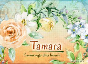Imieniny Tamary