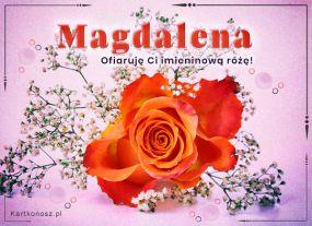 Na imieniny Magdaleny