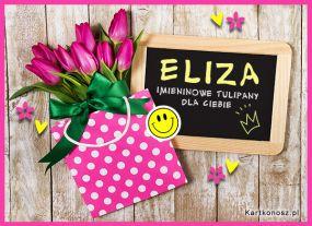 Tulipany dla Elizy