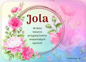 Życzenia dla Joli