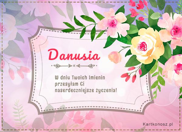 Danuta, Danusia, Danka