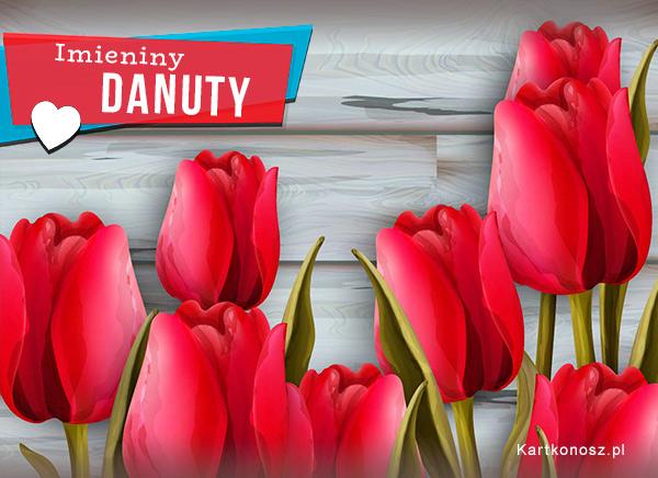 Imieniny Danuty