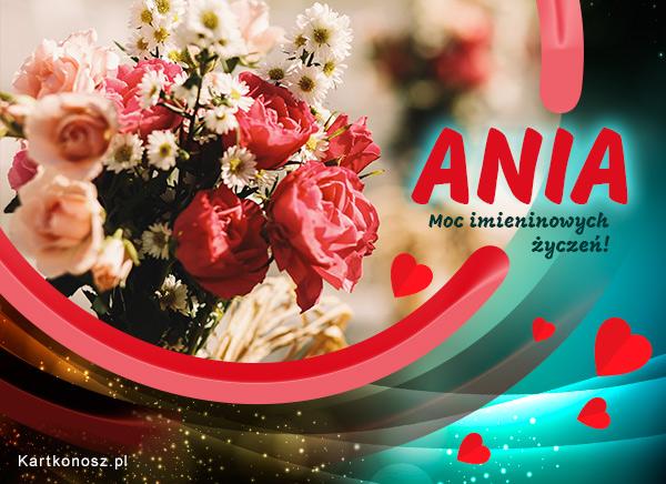 Magiczne życzenia dla Ani