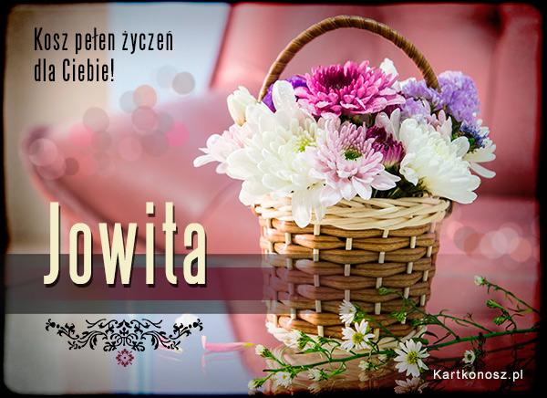 Życzenia dla Jowity